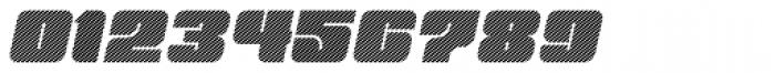 Tovstun D 4F Italic Font OTHER CHARS