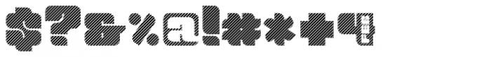 Tovstun D 4F Font OTHER CHARS