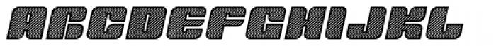 Tovstun E 4F Italic Font UPPERCASE