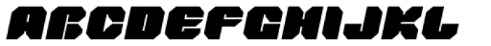Tovstun F 4F Italic Font UPPERCASE