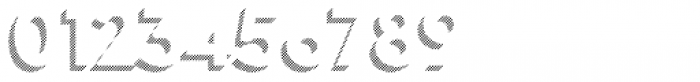 Town 31 Dimensional Bold Lines Solo Font OTHER CHARS