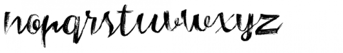 Toxic Marker Font LOWERCASE