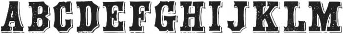 TPTC CW Chimborazo otf (400) Font LOWERCASE