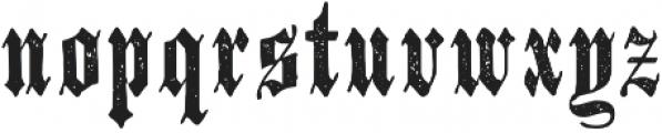 TPTC CW Foilhommerum Black otf (900) Font LOWERCASE