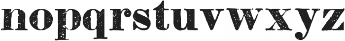 TPTC CW Tredegar otf (400) Font LOWERCASE