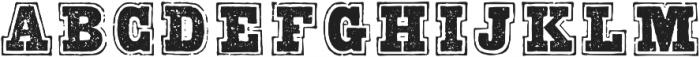 TPTC CW2 Bold Benecia Boy otf (700) Font LOWERCASE