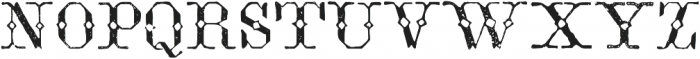 TPTC CW2 Broderie otf (400) Font LOWERCASE