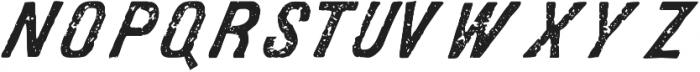 TPTC CW2 Salt Junk otf (400) Font UPPERCASE