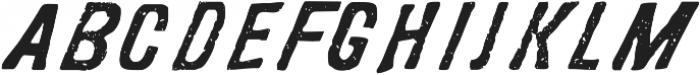 TPTC CW2 Salt Junk otf (400) Font LOWERCASE