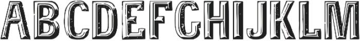 TPTC CW2 Schnepf otf (400) Font LOWERCASE