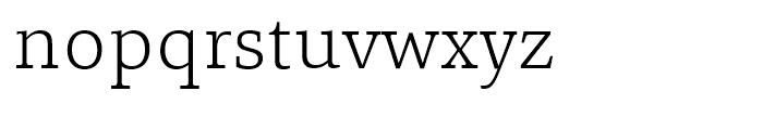 TP Mincho Low L Font LOWERCASE
