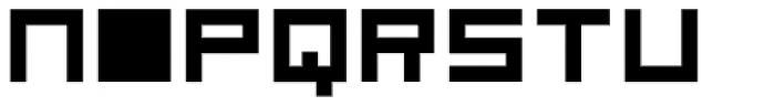 TPG SquareSpace Medium Font LOWERCASE