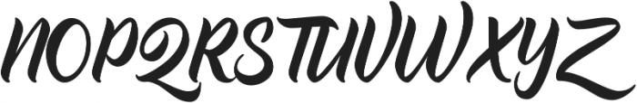 TradeMark ttf (400) Font UPPERCASE