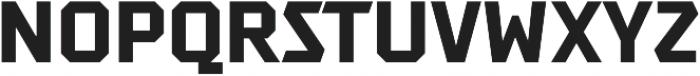Tradesman SC Bold otf (700) Font LOWERCASE