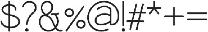 Traditional Tattoo Cap & Serif otf (400) Font OTHER CHARS