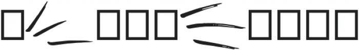 TrailfinderSwashes otf (400) Font OTHER CHARS