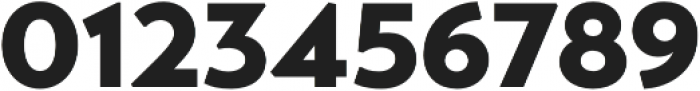 Transat Black otf (900) Font OTHER CHARS