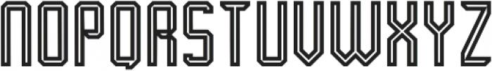 Transmetal otf (400) Font UPPERCASE