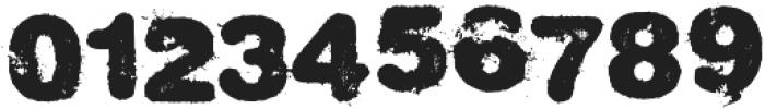 Trashold ttf (400) Font OTHER CHARS
