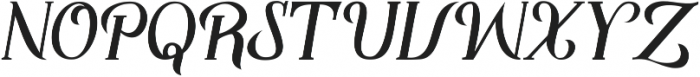 Travelo ttf (400) Font UPPERCASE