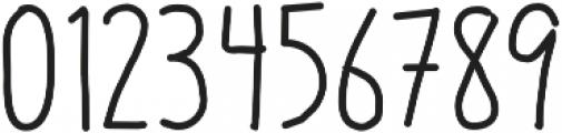 Trawll otf (400) Font OTHER CHARS