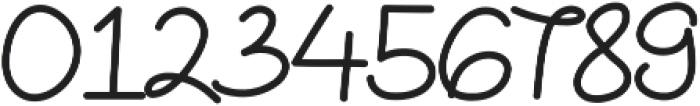 Treasure Script  ttf (400) Font OTHER CHARS