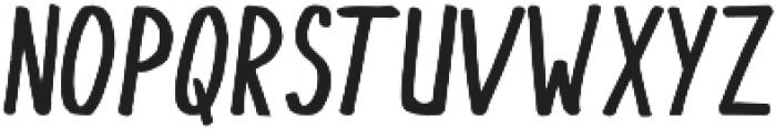 Treasure otf (400) Font LOWERCASE