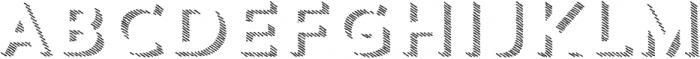 Trend HM Sans Three otf (400) Font UPPERCASE