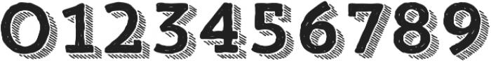 Trend HM Slab Four otf (400) Font OTHER CHARS