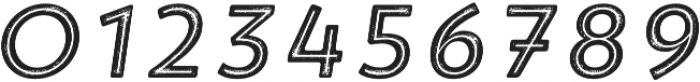 Trend Rh Sans Five Italic otf (400) Font OTHER CHARS