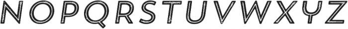 Trend Rh Sans Five Italic otf (400) Font LOWERCASE