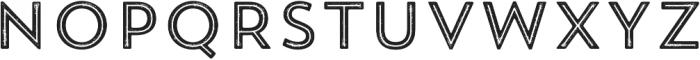 Trend Rh Sans Five otf (400) Font UPPERCASE