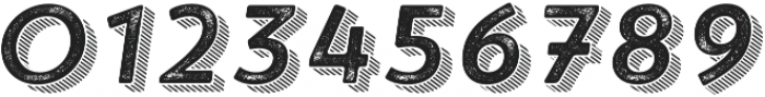 Trend Rh Sans Four Italic otf (400) Font OTHER CHARS