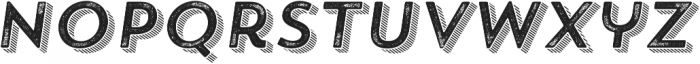 Trend Rh Sans Four Italic otf (400) Font LOWERCASE