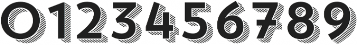 Trend Sans Four otf (400) Font OTHER CHARS
