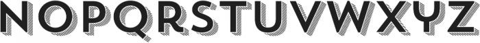 Trend Sans Four otf (400) Font LOWERCASE