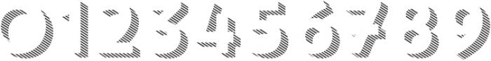 Trend Sans Three otf (400) Font OTHER CHARS