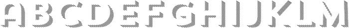 Trend Sans Three otf (400) Font LOWERCASE