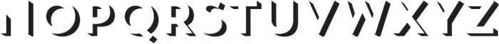 Trend Sans Two otf (400) Font UPPERCASE