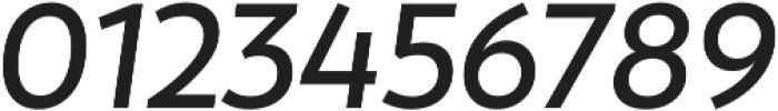 Trenda Semibold It otf (600) Font OTHER CHARS