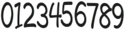Trending Regular otf (400) Font OTHER CHARS
