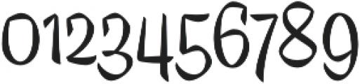 Trendy Text Regular otf (400) Font OTHER CHARS