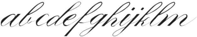 Triana otf (400) Font LOWERCASE