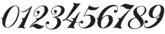 Tribal Regular otf (400) Font OTHER CHARS