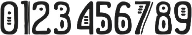 Tribal elephant otf (400) Font OTHER CHARS