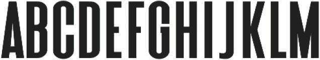 Triester Sans otf (400) Font LOWERCASE