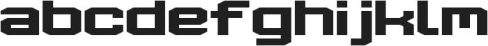 Triggering Fanfares ttf (400) Font LOWERCASE