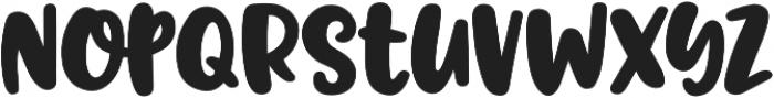 Trillian Regular otf (400) Font LOWERCASE