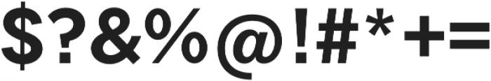 Tripleta Bold otf (700) Font OTHER CHARS
