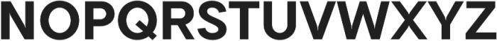 Tripleta Bold otf (700) Font UPPERCASE